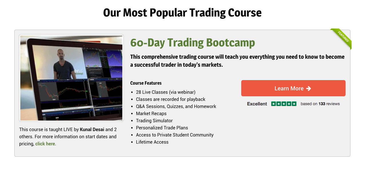 BOWS 60 Day Trading Bootcamp