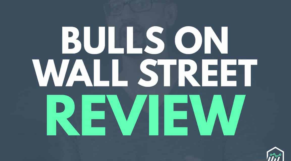 Bulls on Wall Street Review: My Experience with Kunal Desai