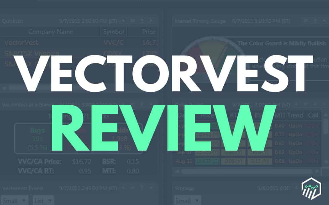 VectorVest Review - Is The Platform Worth the Money?
