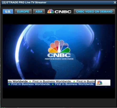 CNBC Streaming