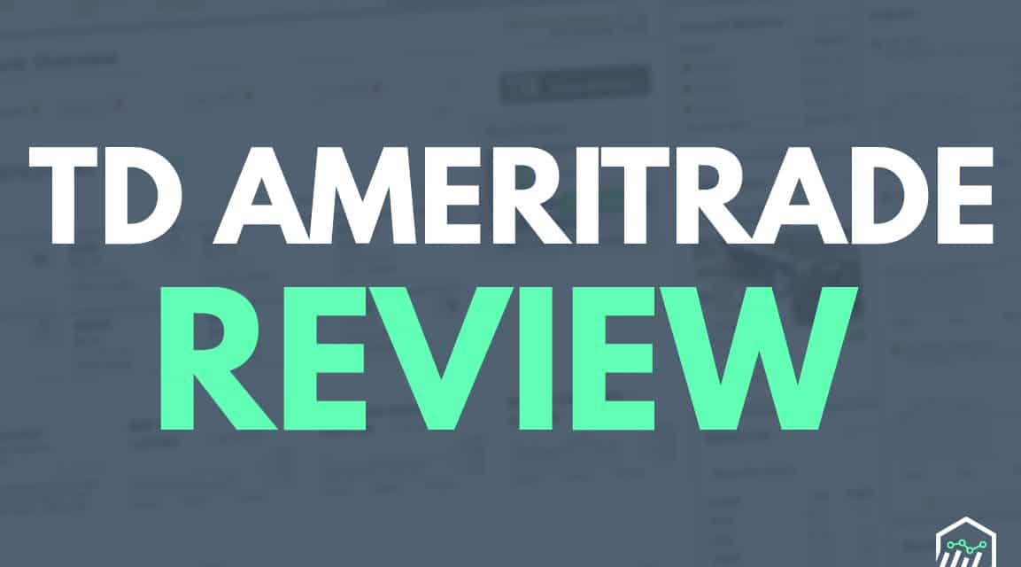 Td Ameritrade Review Commissions Platforms And Service Evaluated