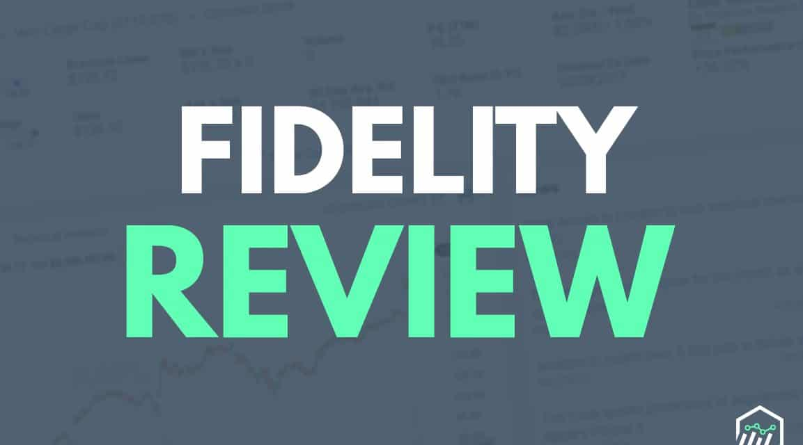 Fidelity Broker Review - Do They Have a Competitive Edge?