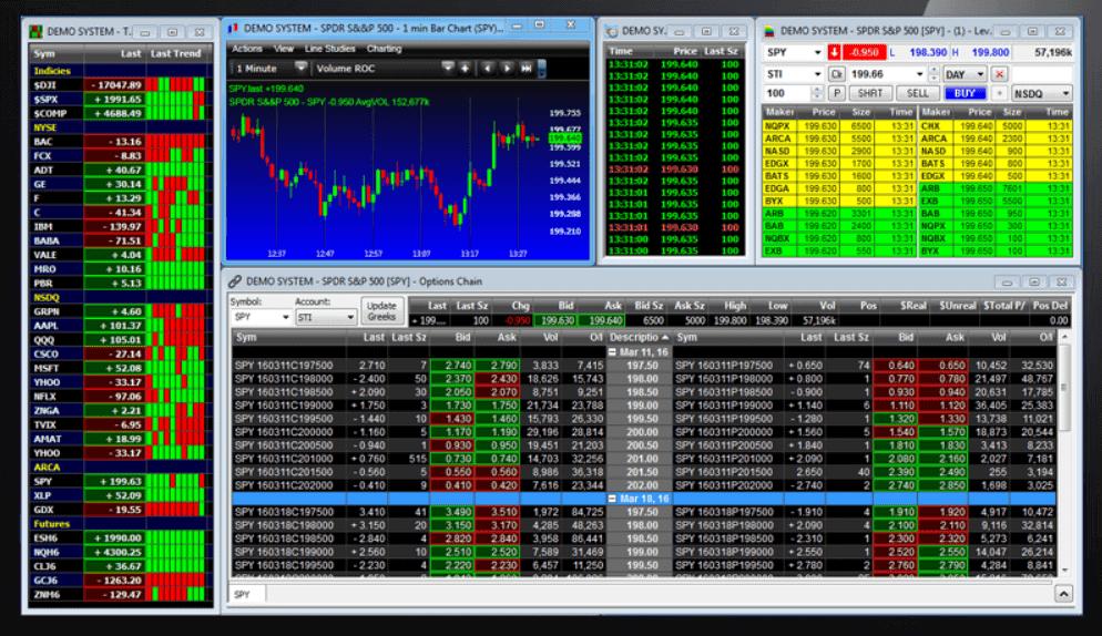 Lightspeed Sterling Trader Pro