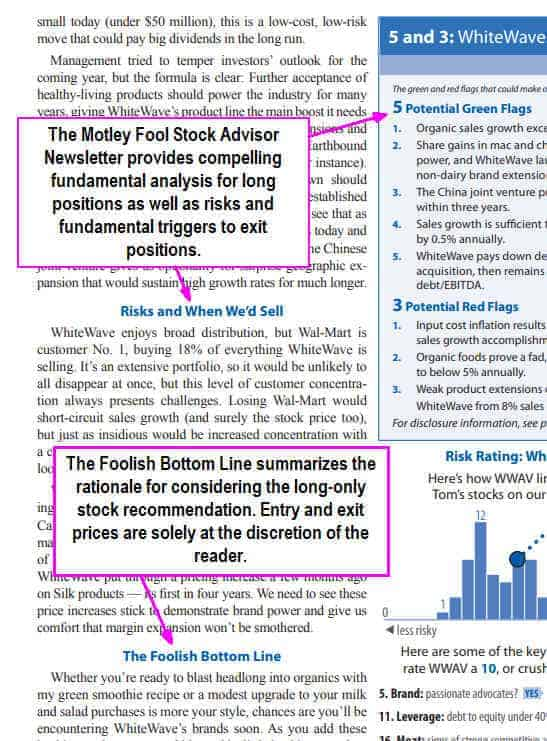 Motley Fool Stock Advisor Research