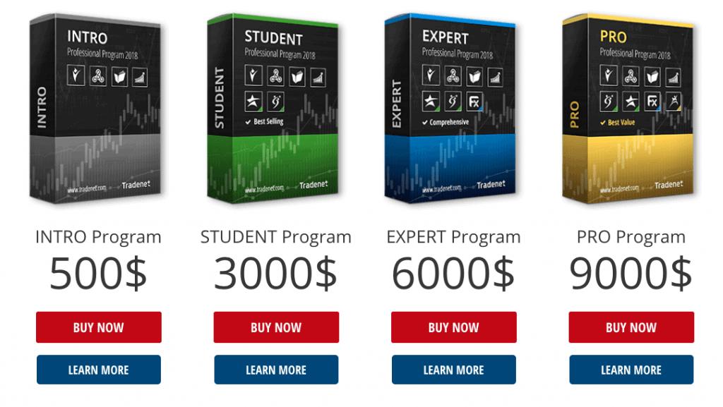 TradeNet Courses