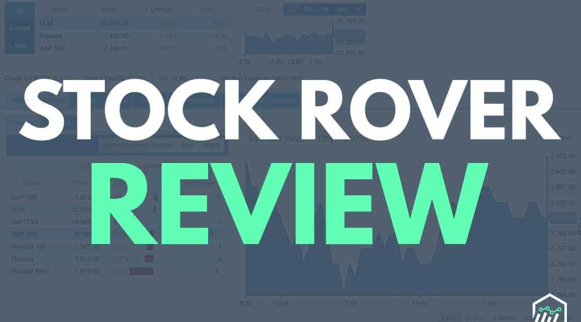 Stock Rover Review – A Scanner for Investors and Traders