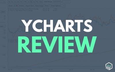 YCharts Review – Fundamental Stock Charts and Financial Data