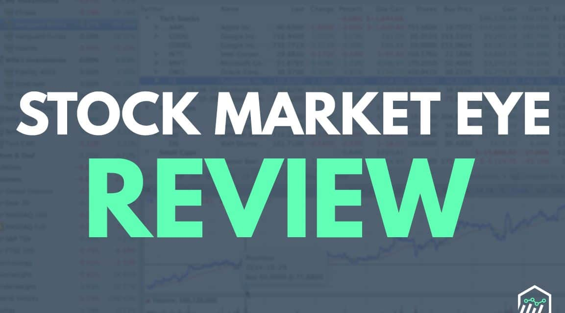StockMarketEye Review – Portfolio Management For Long-Term Investors