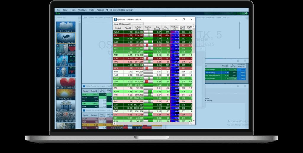 Market Scanner