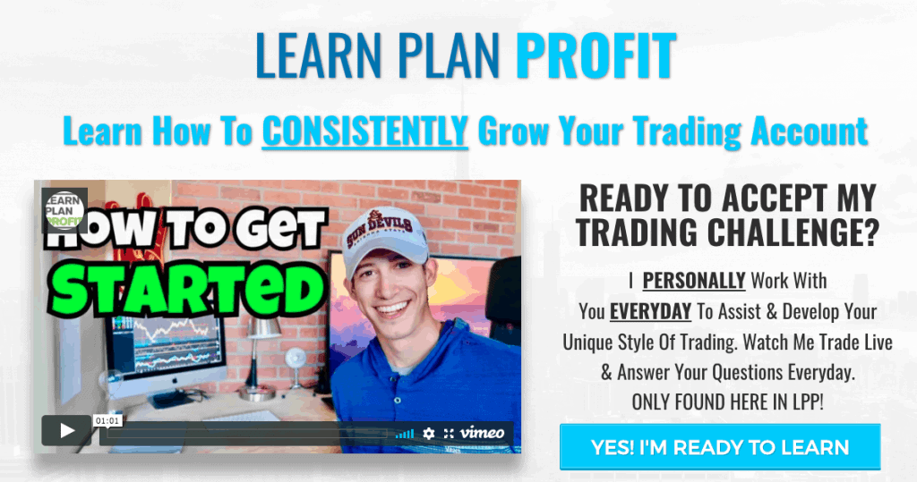 Learn Plan Profit