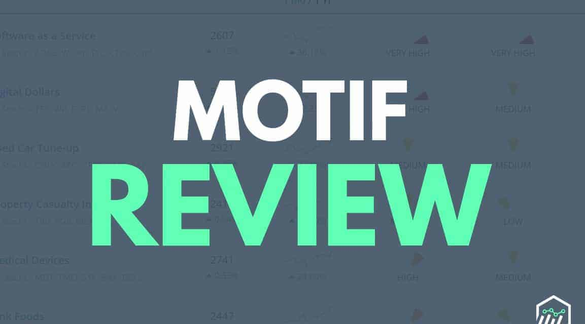 Motif Investing Review – A Robo-Advisor Brokerage Hybrid