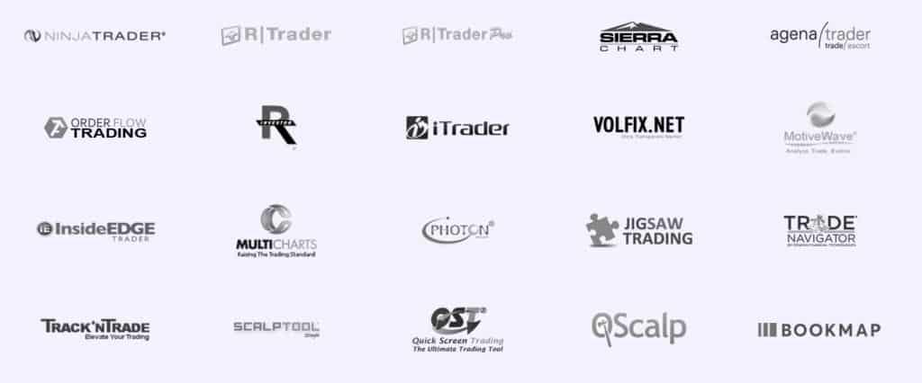 OneUp Trader Trading Platforms