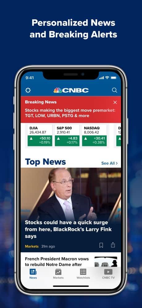 CNBC App