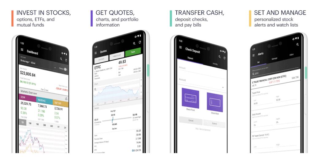 ETRADE Mobile App
