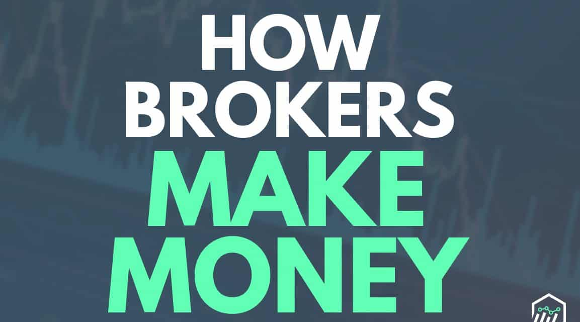 How Stock Brokers Make Money