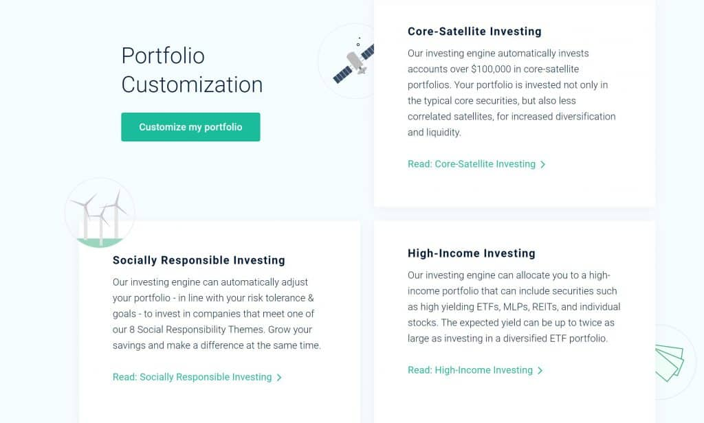 Hedgeable Alternative Portfolios