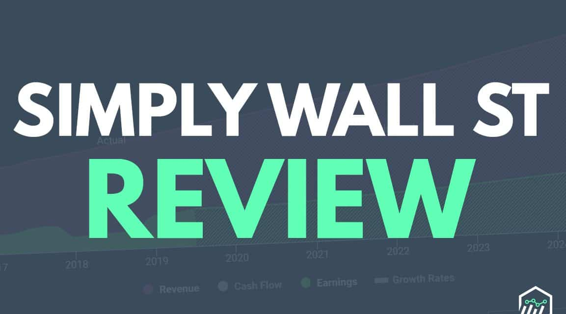 Simply Wall ST Review – A Stock Data Visualization Tool