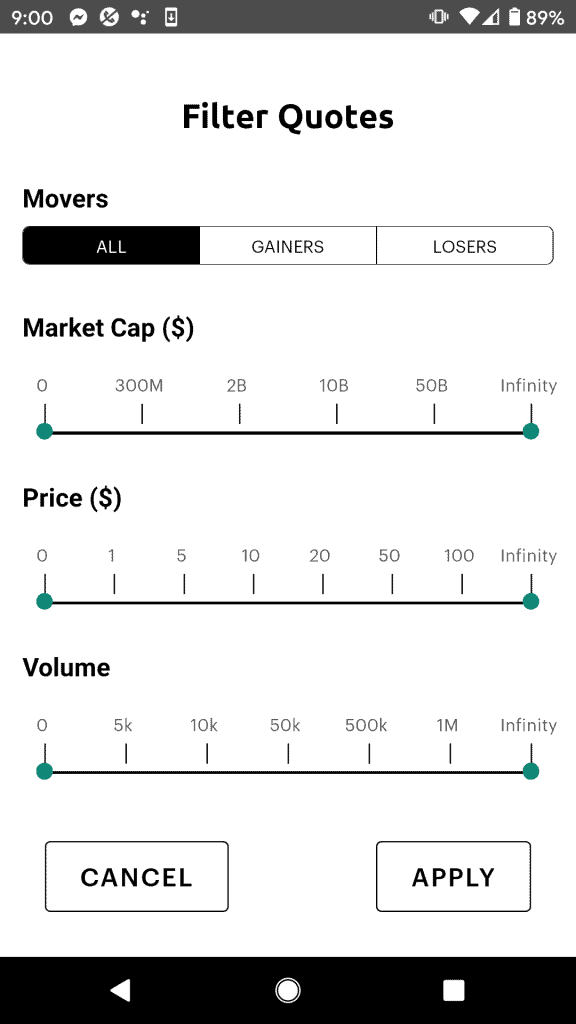 StockClock Screener