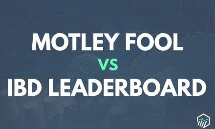 The Motley Fool Stock Advisor vs. IBD Leaderboard