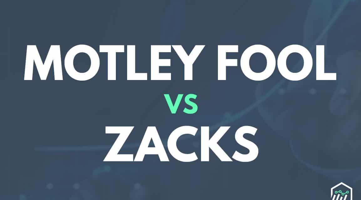 The Motley Fool Stock Advisor vs. Zacks Premium