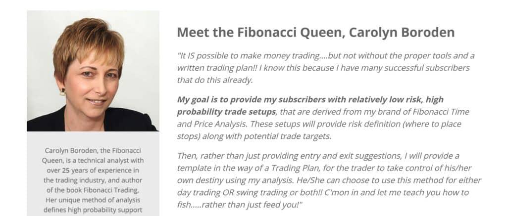 Fibonacci Queen - Homepage