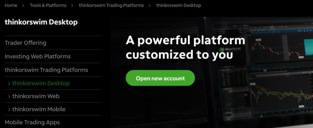Trade Ideas vs ThinkorSwim - ThinkorSwim