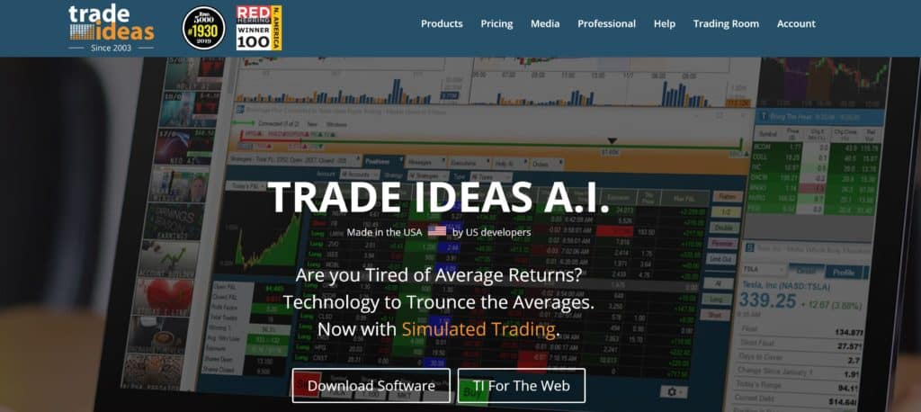 Trade Ideas vs ThinkorSwim - Trade Ideas