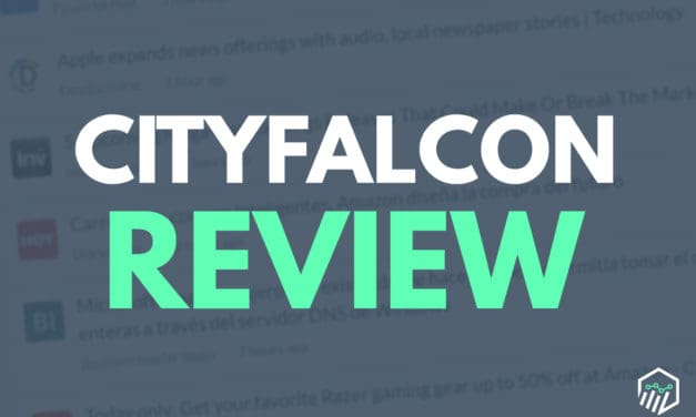 CityFalcon Review – Should You Use This Market News Platform?