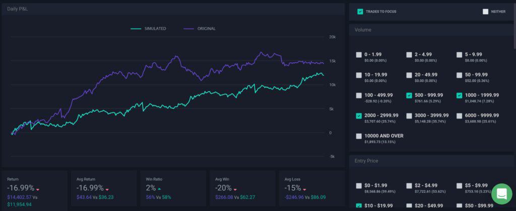 TraderSync Simulator
