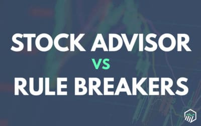 Motley Fool Rule Breakers vs. Stock Advisor
