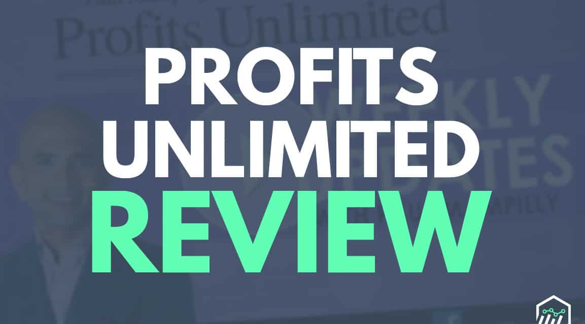 Profits Unlimited Review – Does This Newsletter Have The Right Stock Picks?