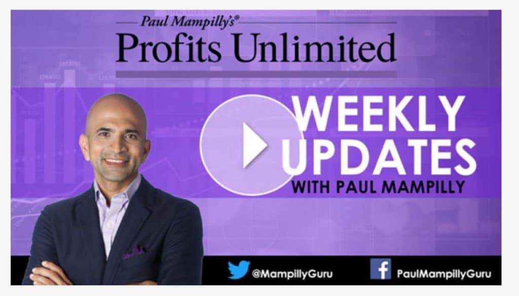 Actualización semanal de ganancias ilimitadas
